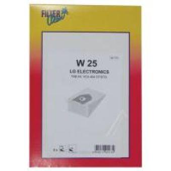 W25 SAC ASPI. 5 PCS.