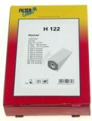 H122 SAC ASPI PAPIER X5+4 FILTRES