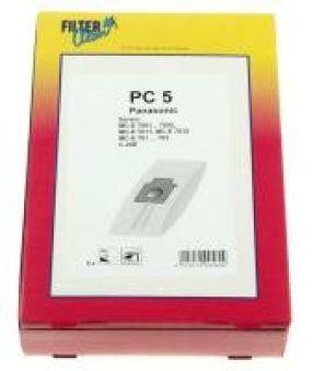 PC5 SACS ASPIRATEUR X5+ 1 FILTRE