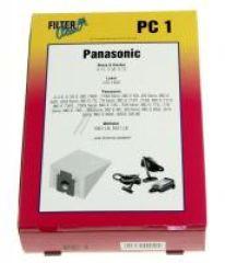 PC1 SACS ASPIRATEUR (X4) + 3 FILTRES
