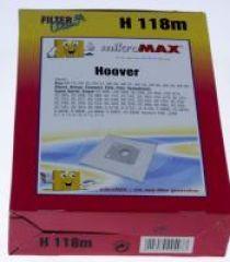 H118M SAC ASPI NON TISSÉ X4+2 FILTRES