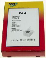 FA4 ASPIRATEUR X6