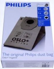 HR6938/10 OSLO SACS ASPIRATEUR (X6) POUR OSLO