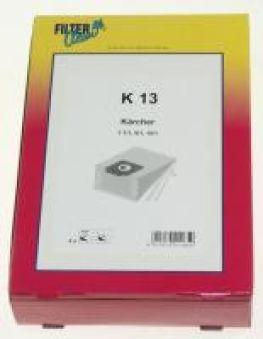 SACS ASPIRATEUR (X4) POUR KARCHER T7/1-9/1-10/1
