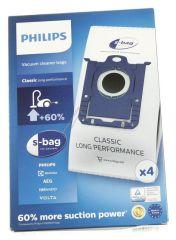 S-BAG SACS ASPIRATEUR (X4) CLASSIQUE LONG PERFORMANCE