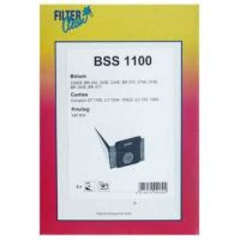 BSS110 SACS ASPIRATEUR X5