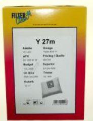 Y27M 4 MIKROBEUTEL + 1 MIKROFILTER/ SCHACHTEL