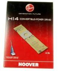 H14 SACS ASPIRATEUR (X5)