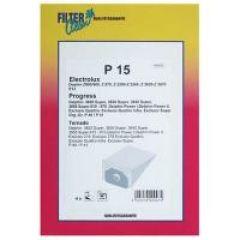 P15 SAC ASPI PAPIER X4+1 FILTRE