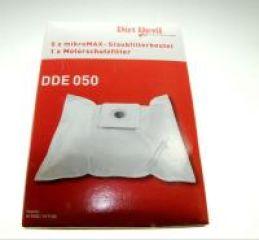 DDE050 5X SACS +1 FILTRE MOTEUR POUR M7000/7100(EXPORT)