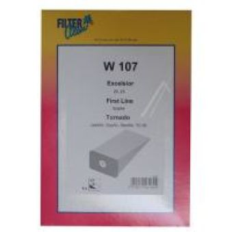 W107 SAC ASPIRATEUR