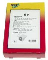 E9 SACS ASPIRATEUR (X5)