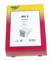 MX9 SACS ASPIRATEUR X6