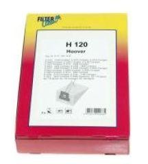 H120 SAC ASPI PAPIER X5+2 FILTRES