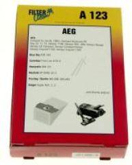 A123 SACS ASPIRATEUR (X5)
