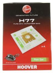 SACHET HEPA H77 HOOVER PACE EXPLORER PURE EPA