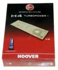 H4 SACS ASPIRATEUR (X5) TURBOPOWER 1