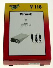 V118 SAC ASPI PAPIER X5
