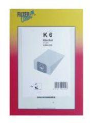 K6 SACS ASPIRATEURS X4