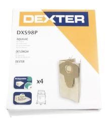 DXS98P 4 DUST BAGS