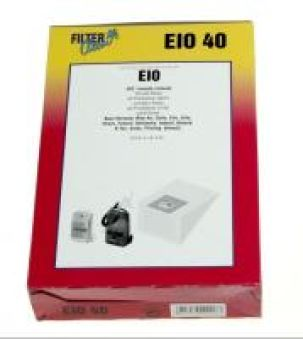 EIO40 SACS ASPIRATEUR X5 (+ X3 FILTRE)