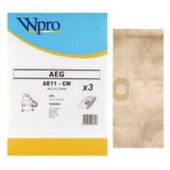 AE11CW SAC WPRO BOÎTE adaptable sur AEG / 3 SACS