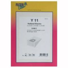 Y11 SAC ASPI PAPIER X5+2 FILTRES