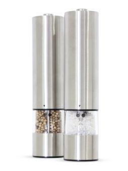CLATRONIC moulin à poivre / moulin à sel PSM 3004N, inox