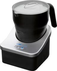 CLATRONIC Mousseur de lait MS 3326, noir/argent