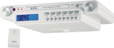 Radio encastrable pour cuisine avec CD KRC  4323 CD